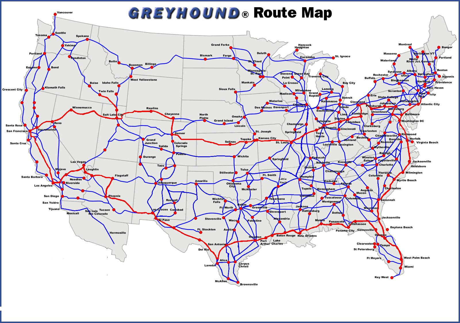 amerika térkép boston NEKÜNK útvonal térkép Útvonal térkép USA (Észak Amerika   Amerika) amerika térkép boston